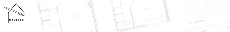 Digitaliseren Tekeningen - Digitaliseren Plattegronden