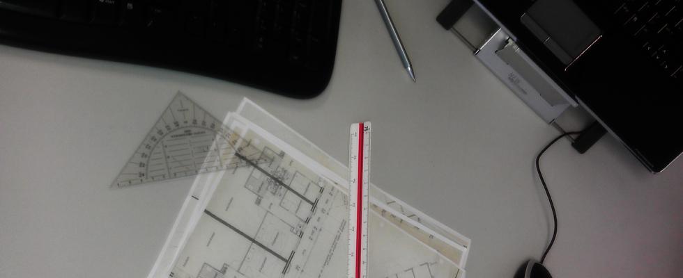 Digitaliseren bouwtekeningen en tekenwerk